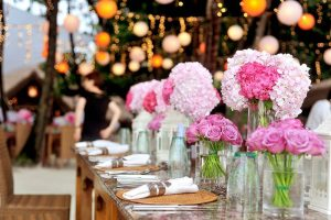 wedding catering Kerrisdale