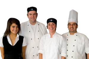 wedding chefs Hopetoun Gardens
